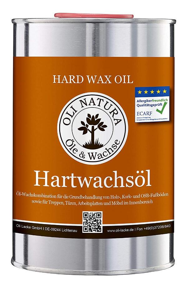 Produktfoto eines Hartwachsöls