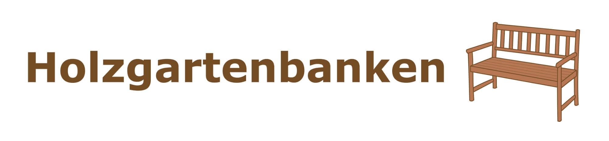 Holzgartenbanken