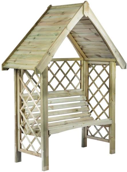 C&C Oxford Gartenpergola aus Holz