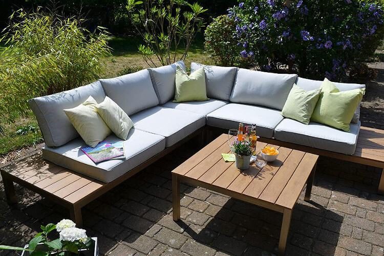 Gartenmöbel Lounge Set