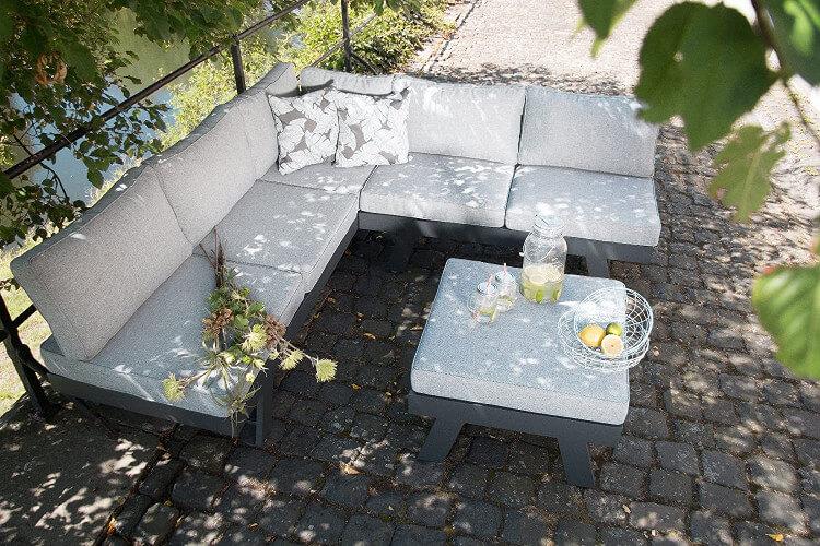 Greemotion Gartenmöbelset aus Metall