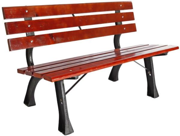 Linder Exclusiv Holz und Eisenbank